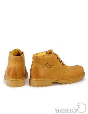 Отзыв: Мужские ботинки Panama Jack - Обувь.
