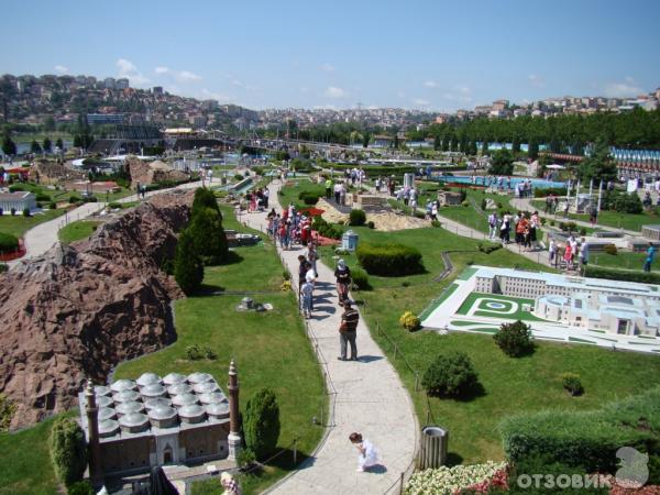 Отзыв: Парк миниатюр Миниатюрк (Турция, Стамбул) - Хотите увидеть всю Турцию в одном месте?