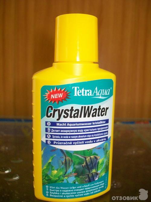 Как сделать воду кристально чистой аквариум
