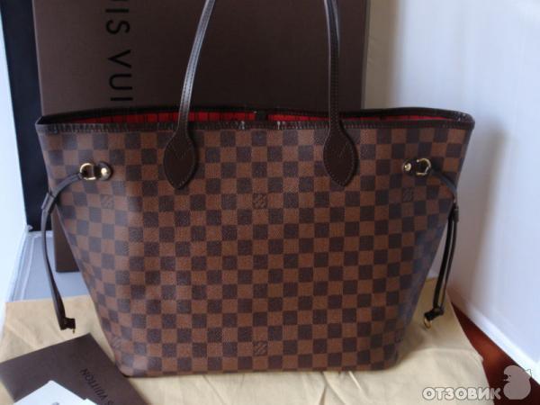 Отзыв: Женские сумки Louis Vuitton - Лучше иметь один оригинал, чем сто...