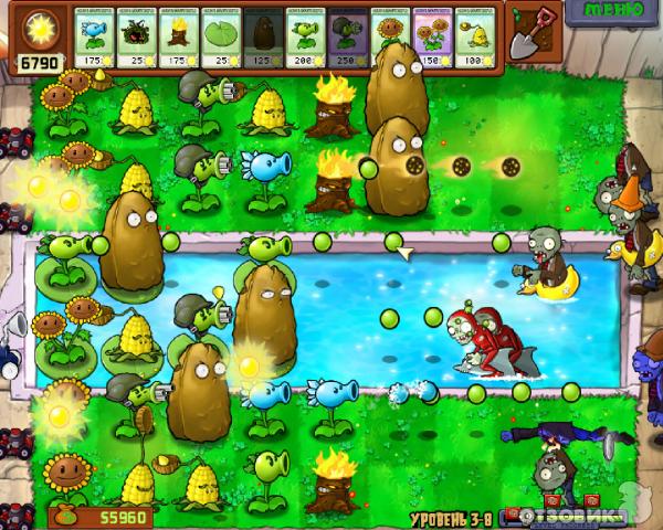Отзыв растения против зомби игра для