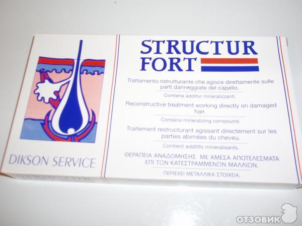 структур форт ампулы инструкция - фото 4