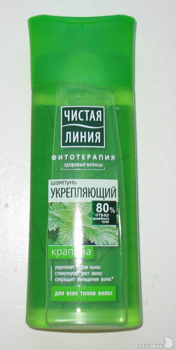 Шампуни для волос с крапивой