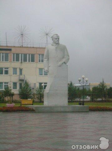 Ненецкий ао есть город на ямале