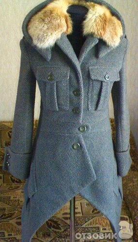 Пальто бурда (18 изображения ) -