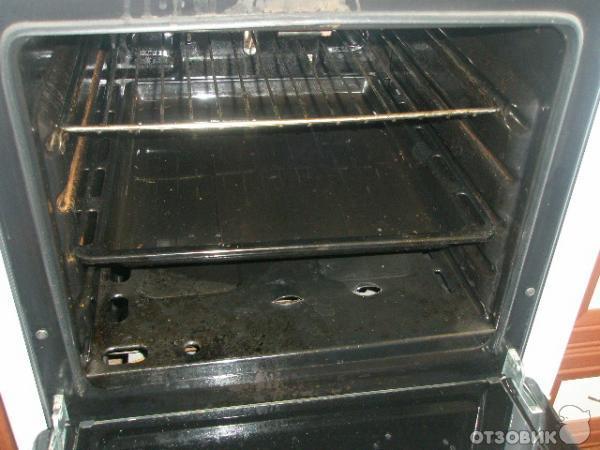 газовые плита с электродуховкой