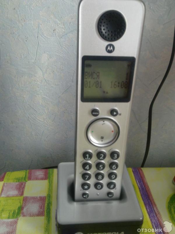 Инструкция домашний телефон