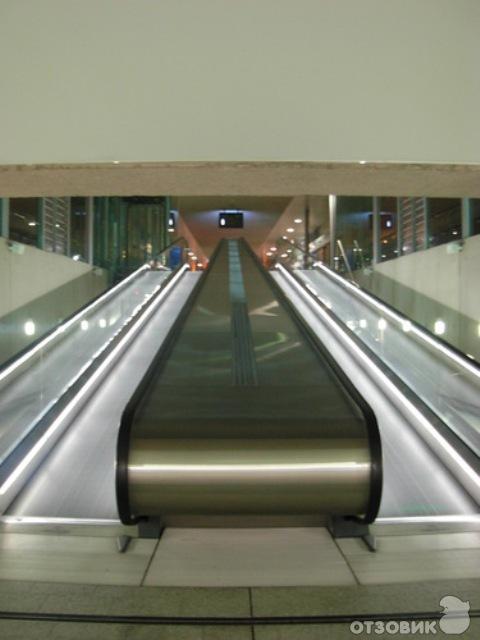 Отзыв: Международный аэропорт имени Шарля де Голля (Франция, Париж) - Один из лучших аэропортов в Европе!