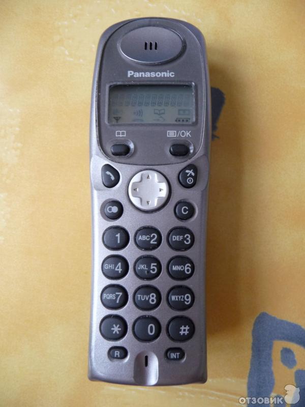 Радиотелефон panasonic инструкция kx tga110ua