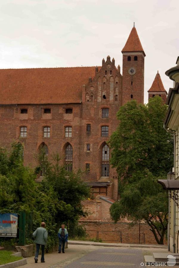 гневский замок