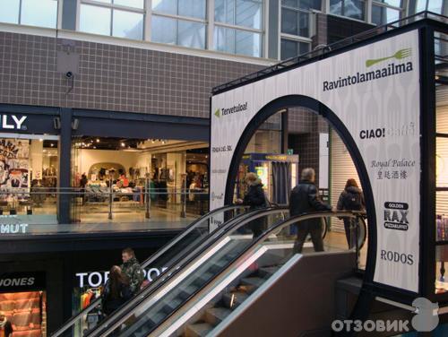 В метро Хельсинки легко